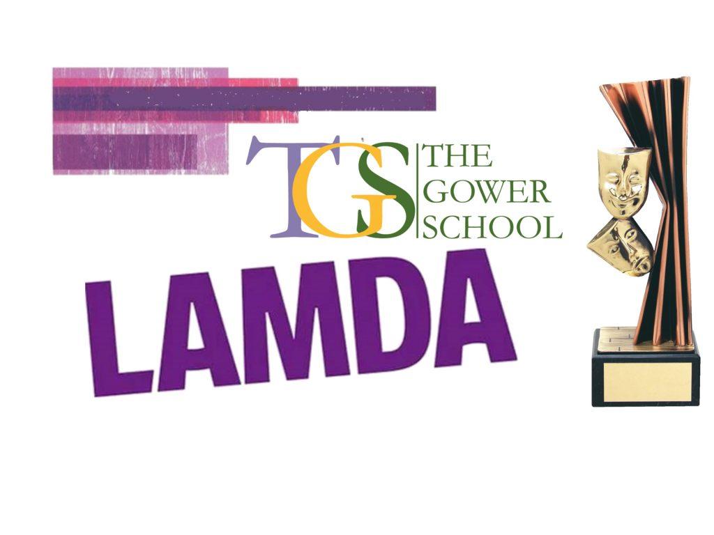 The Gower School LAMDA distinction award