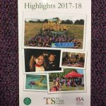 The cover of The Gower School Highlights booklet 2017-18