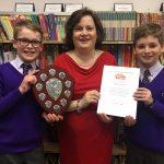Readathon Winners 2020 With Miss Gowers 2