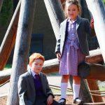 Foundation Stage and Lower School Girls - summer uniform