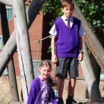 Upper School Boys - summer uniform