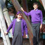 Upper School Boys - winter uniform