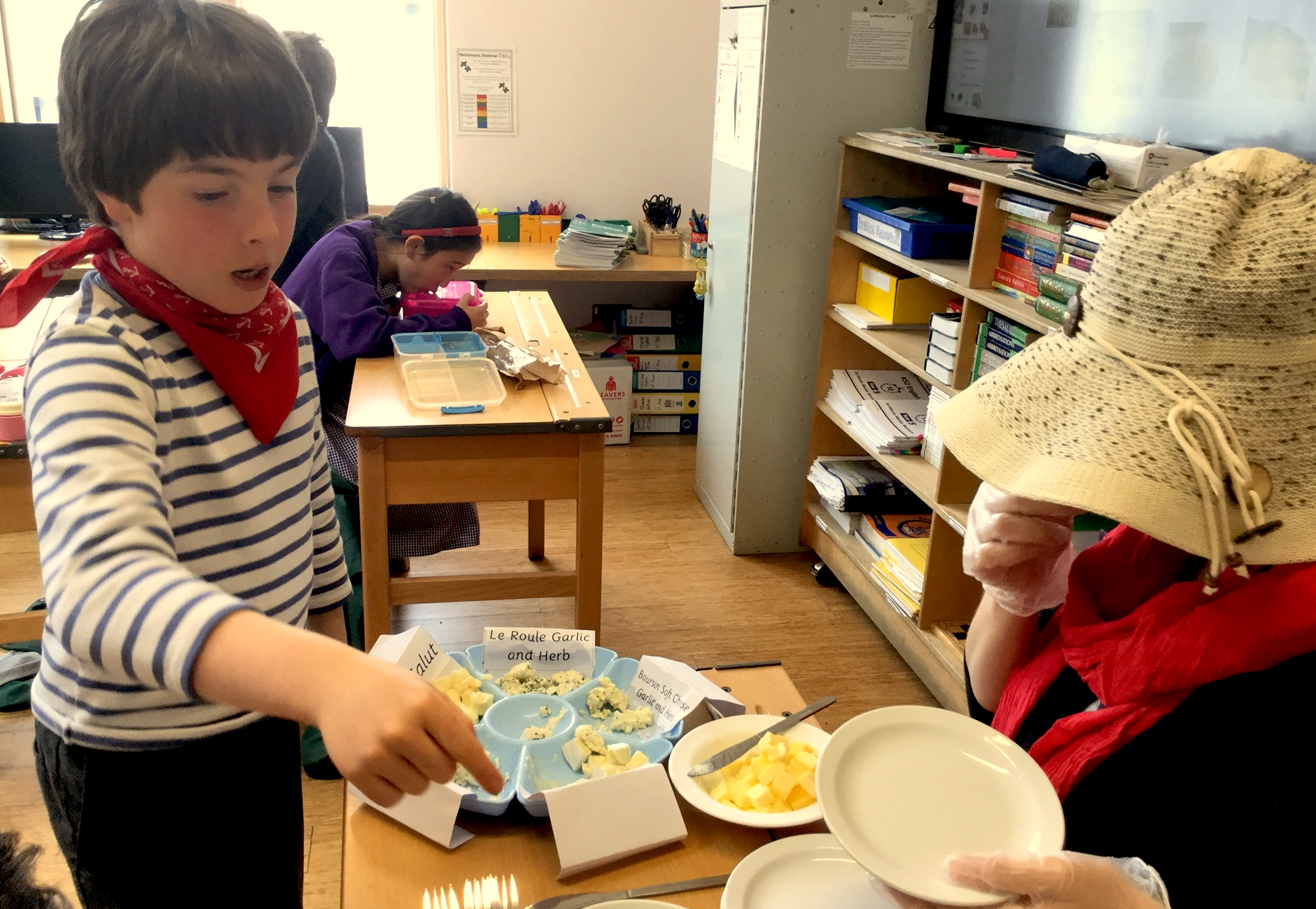 French Culture Day at The Gower School